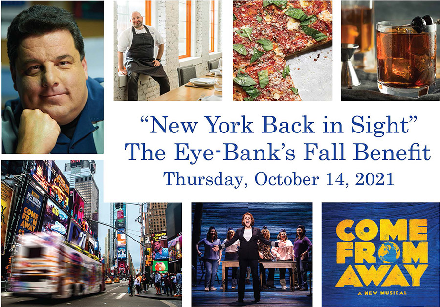 """""""New York in Sight"""" The Eye-Bank's Fall Benefit"""